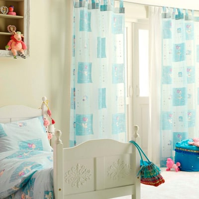 kidsfabrics - nursery curtains